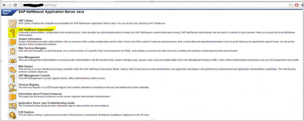 ADS Configuration for Net weaver 7 1 and above - BuddySAP