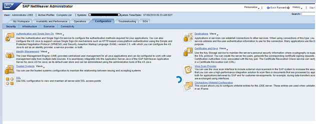 Single Sign on ( SSO) between SAP EP portal and SAP ABAP system