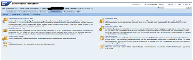 Single Sign on ( SSO) between SAP EP portal and SAP ABAP