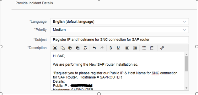 SAP Router Installation on windows - BuddySAP