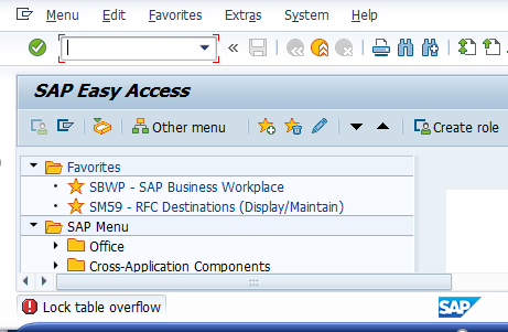 How to check which user utilized maximum SM12 Lock in SAP BuddySAP